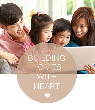 Building Homes with Heart