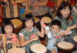 African Djembe workshop for families